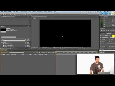 How to Use Basic Tools In After Effects
