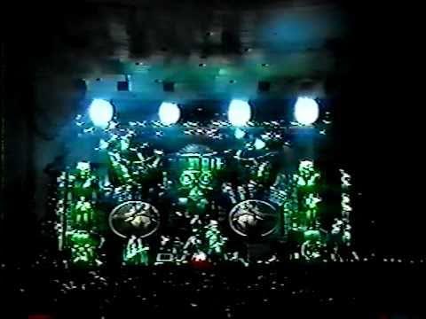 Rob Zombie - More Human Than Human (Live - 1998)