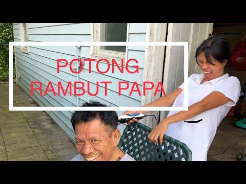 Download GUNTING RAMBUT PAPA SAYA   KEBERSAMAAN ORANG TUA DAN BESAN    LAMA Mp4 baru