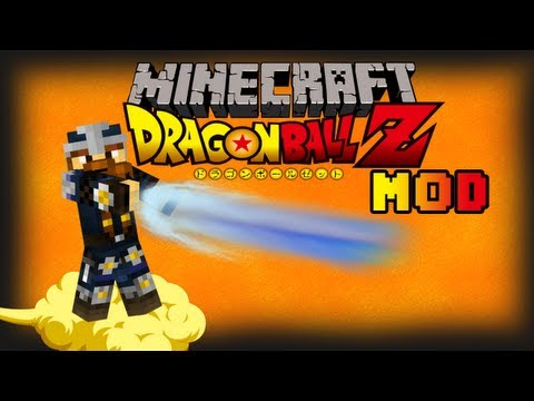 Dragon Ball Z | Dragon Block C Minecraft Mod | En Español!
