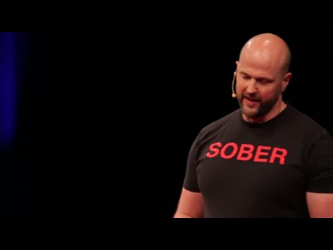 Finding sobriety on a mountaintop | Scott Strode | TEDxMileHigh