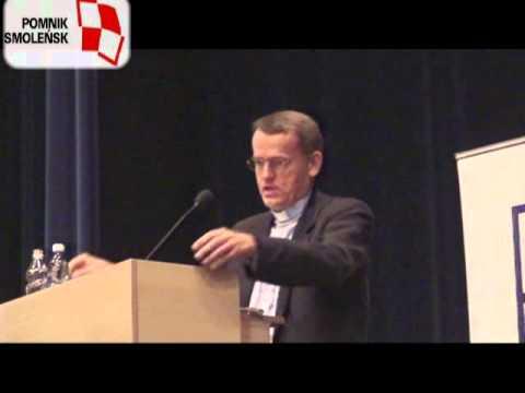 Totalitarna rewolucja gender - ks. prof. Dariusz Oko w Tarnowie cz.2