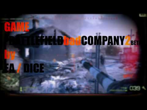 Bf:bc2 - Pc Beta Movie video