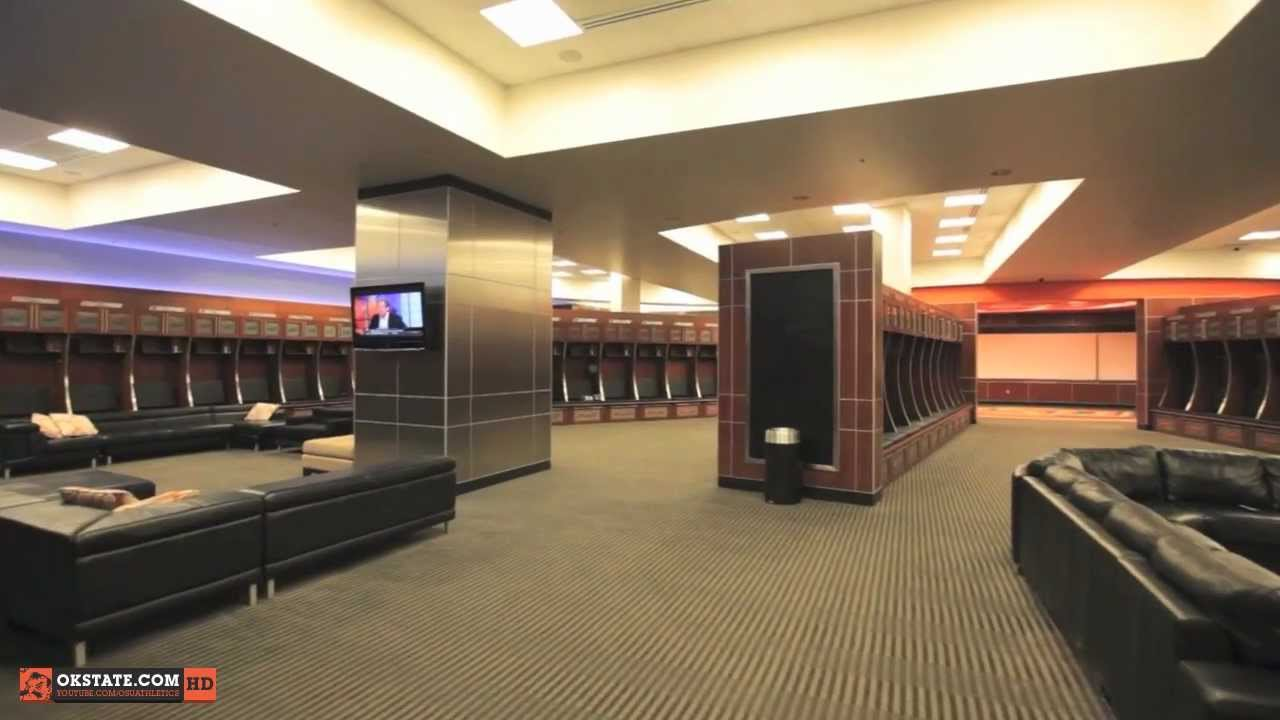 Cowboy Football: Facilities - YouTube