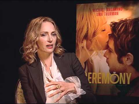 Ceremony - Exclusive: Uma Thurman Interview