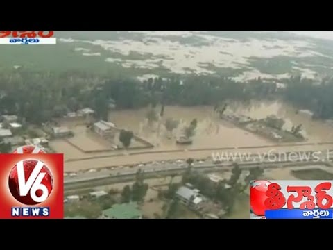 J & K people lives devastated with heavy floods - Teenmaar News
