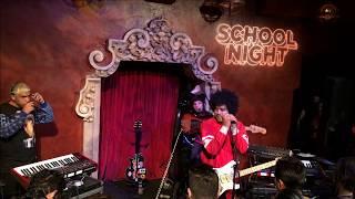 Twin Shadow Live At Bardot School Night 4 2 2018