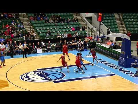 Highlights: Mustafa Shakur (18pts) & Tulsa win 4th straight