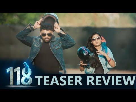 118 Teaser Review - Nandamuri Kalyan Ram, Nivetha Thomas, Shalini Pandey   Telugu Latest Movie