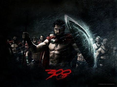 Клип к фильму 300 Спартанцев