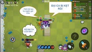 Bombobbit BarbarQ - Cách chơi Nhân vật mới Thỏ Ngọc - Ngôi Sao Bộ Lạc BarBarQ