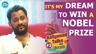 It's My Dream To Win a Nobel Prize - Resul Pookutty | Kollywood Talks With iDream