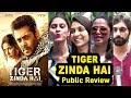 Tiger Zinda Hai Movie Public REVIEW   First Day First Show Review   Salman Khan,Katrina Kaif