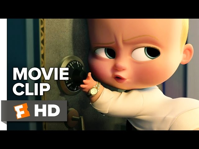 The Boss Baby Movie CLIP - I'm the Boss (2017) - Alec Baldwin Movie