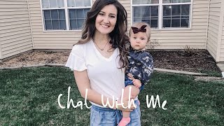 Starbucks Chat + Baby Laundry / 50 SUBSCRIBERS!? SOMEONE ALMOST HIT MY DAUGHTER AND I??