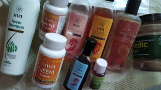 Jeeva Ayurveda Products  Quick  Review Manisha Tripathi, Natural Care your Family.Dr.Pratap Chauhan
