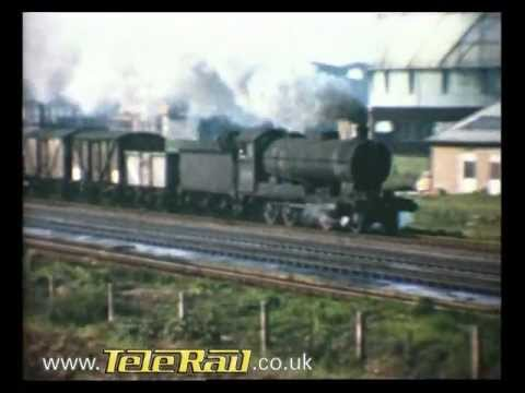 A look at steam archive North from Kings Cross pre 1968, produced by Telerail. For more details please look at http://www.telerail.co.uk/