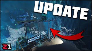 New Frozen Leviathan ! Subnautica Below Zero UPDATE | Z1 Gaming