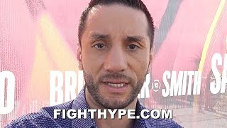 "SERGIO MORA RAW ON ""NOT USED TO"" KSI-LOGAN PAUL 2, DAZN ""ADAPT OR DIE"" BUSINESS, & HANEY ""RIGHT WAY"""