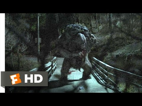 Trollhunter (5/10) Movie CLIP - The Troll Under the Bridge (2010) HD