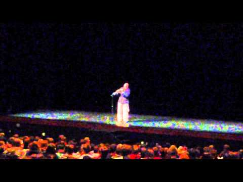 Reggie Dabbs-Owasso High School-Assembly-Song 2