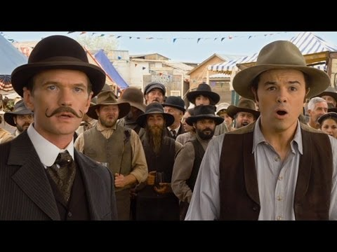 A Million Ways To Die In The West | Official Red Band Trailer US (2014) Seth McFarlane