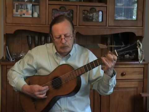 Ferdinando Carulli - Andantino - Romantic Guitar