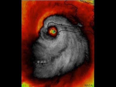 IRMA OURAGAN A TETE DE DEMON L HYPOCRITE VOYAGE DE MACRON 3 MORT EN FLORIDE ?!?! PREUVES ET DEBAT