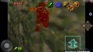 The Legend of Zelda ocarina of time ep6-boca gigante