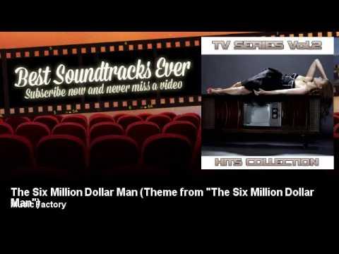 Music Factory - The Six Million Dollar Man - Theme From the Six Million Dollar Man video