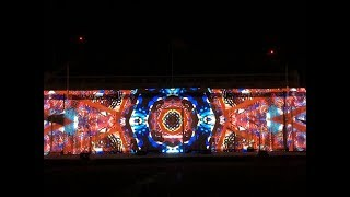 High-tech 'Borealis: A Festival of Light' showing in Seattle