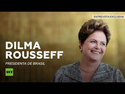 Entrevista exclusiva de Dilma Rousseff a RT (VERSIÓN COMPLETA)