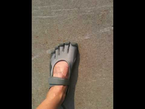 Vibram FiveFingers Sprint 47 - First Run 2.69 Miles