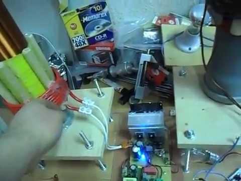 Эксперимент с электронным прерывателем