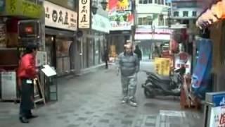 Бай Ганьо в Япония