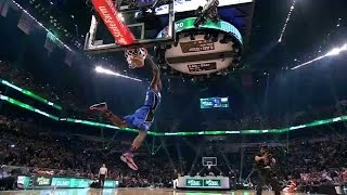 Top 15 Dunk Contest Dunks from 2000-2015 (HD)