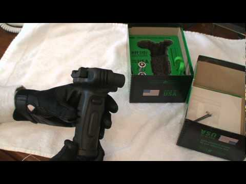 Crimson Trace MVF 515 Green Laser Light