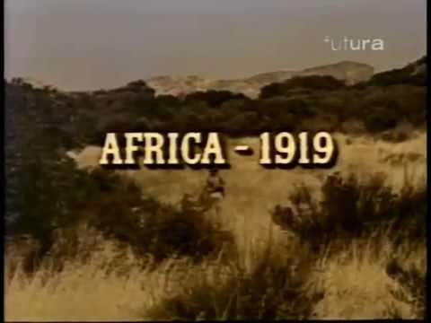 Watusi O Gigante Africano. 1959. Dublado