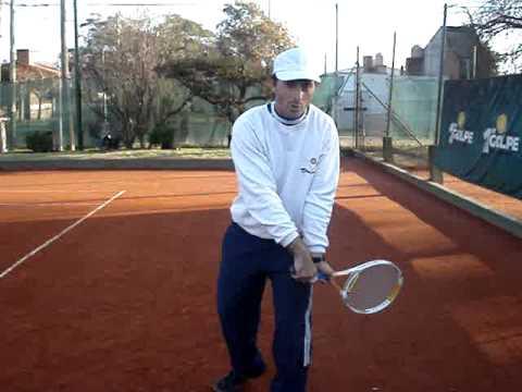 Clases De Tenis En Primer Golpe (Reves A 2 Manos)