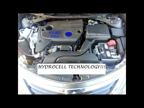 General Motors Hydrocell commercial baseline