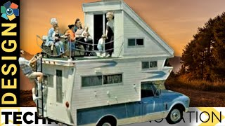 10 RETRO CAMPERS & GROOVY CARAVAN from the 60's and 70's (Top Picks)
