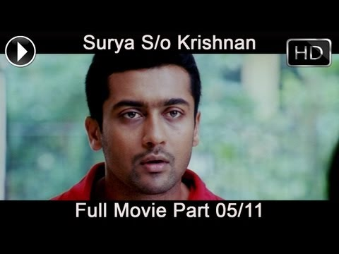 Surya Son Of Krishnan Telugu Full Movie Part 05 11 (surya, Sameera Reddy, Simran) video