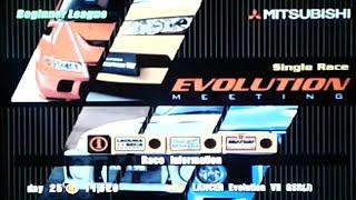 Gran Turismo 3: A-Spec - Part #6 - Evolution Meeting (Beginner)