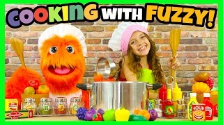 Pretend Cooking Playset! Treats, toy review, Desserts, Sour Gummies DIY Fun & Easy for Kids