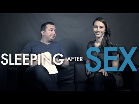 Conversations: Sleeping After Sex video