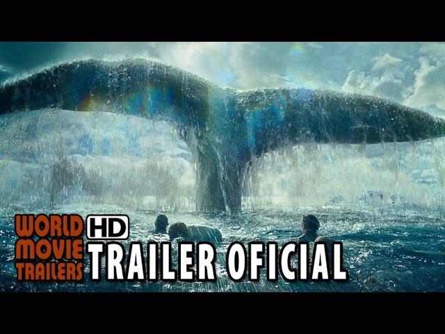 No Coração do Mar Trailer Oficial #2 Legendado (2015) - Chris Hemsworth [HD]