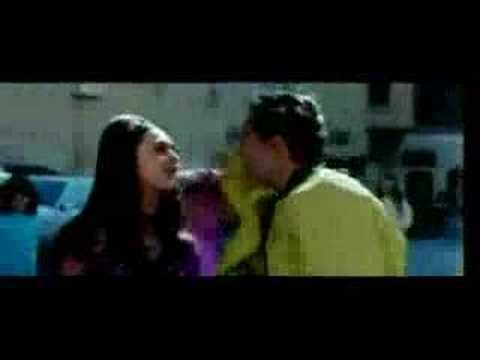 Salman Khan and Karisma Kapoor Fan Video