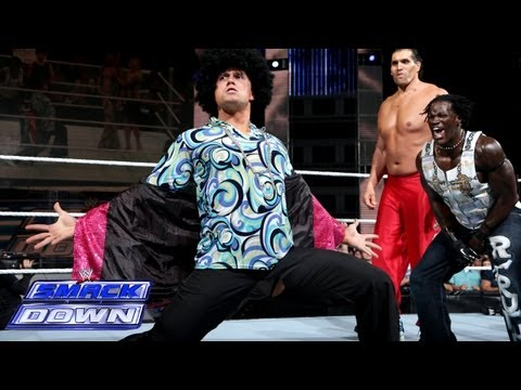 Smackdown Dance-off: Wwe Smackdown, Sept. 13, 2013 video