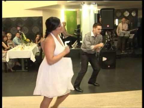 Wedding Dance Salsa Ivana & Zoran 30.08.2009. svadbeni ples-prvi ples salsa