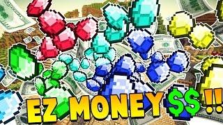 Minecraft: Money Wars 1.9 TEAMS #3 - EASY CASH $$!